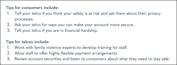 Tips-of-consumers